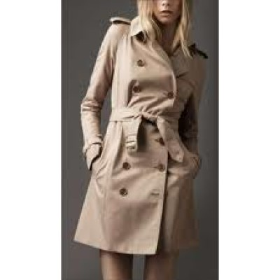Naked under the trench coat
