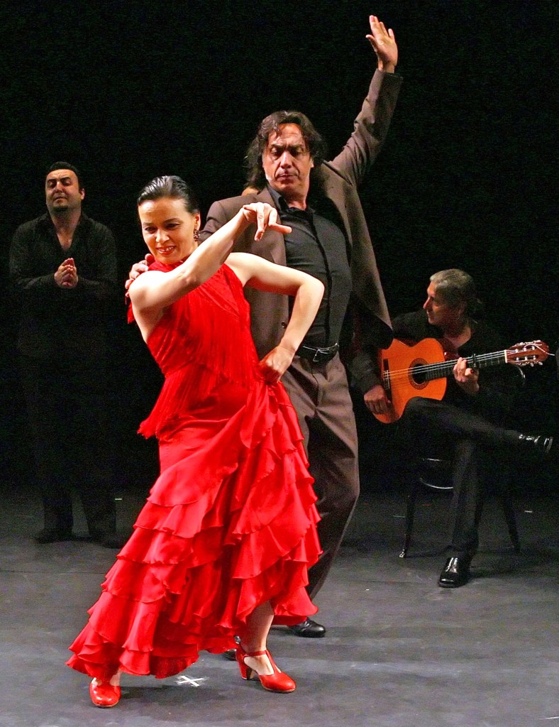 flamenco is the dance for middle-age