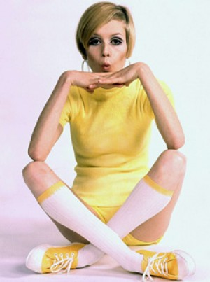 Twiggy thin may have been cute when I was 18.  Not so much now.